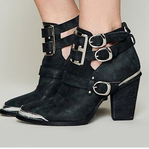 Free People Jeffrey Campbell Lindi Ankle Boot 6